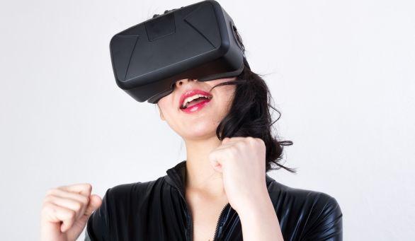 VR、ゲームアプリの開発のイメージ